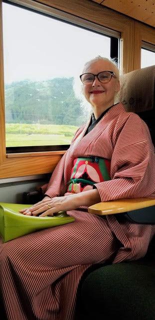 Amanohashidate Night and Tango Kimono Matsuri