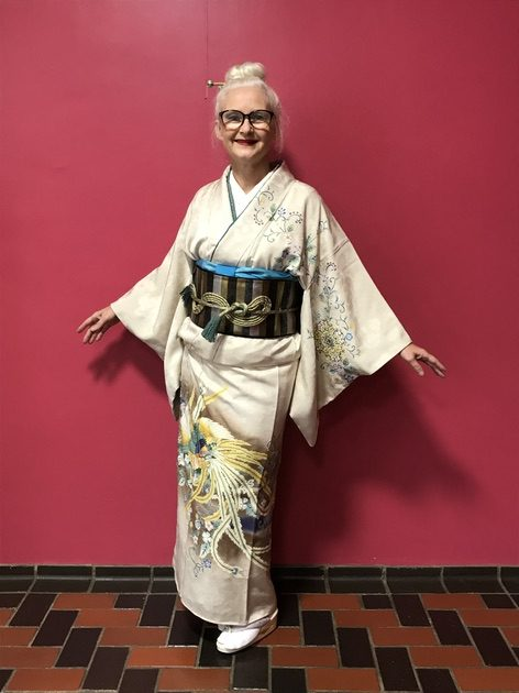 Kimono: Joining makers and wearers!