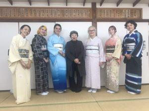 丹後きもの祭り本日開催(10月20日)