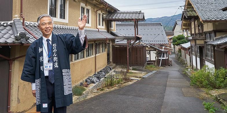 与謝野町の魅力を体感しよう♪無料ガイドツアー